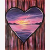 Paint Nite: Heart Of The