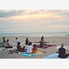 Yoga at the Beach: Open L