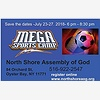 July Mega Sports Camp