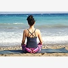 Yoga at the Beach: Sunris