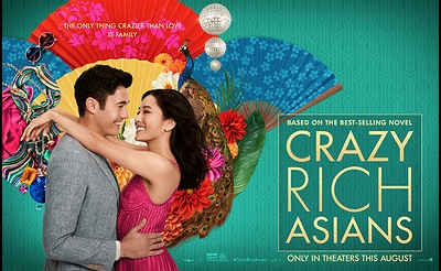 Crazy Rich Asians at Showcase Cinemas