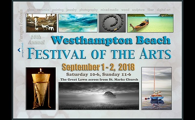 10th Annual Westhampton Beach Festival of the Arts