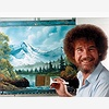 PAINT LIKE BOB ROSS  IN O