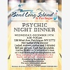 Psychic Night Dinner Bowl