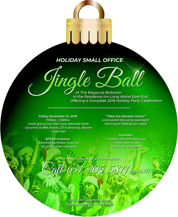 Jingle Ball Small Office Holiday Party