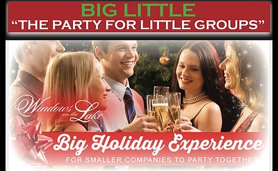 "The ""Big-Little"" Holiday Parties"