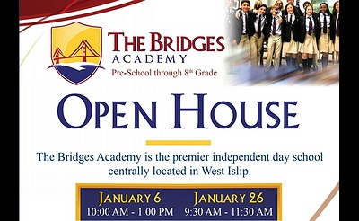 The Bridges Academy - January Open House