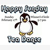 Happy Sunday Tea Dance