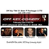 Off Key Comedy Night