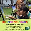 Summer Art Workshops for