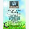 Psychic Night Dinner @ la