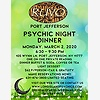 Psychic Night Dinner At R