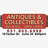 Indoor antiques and colle