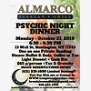 Psychic Night Dinner At A