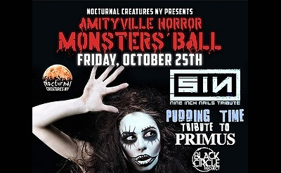 Monsters Ball - LI's Greatest Annual Goth Metal Halloween Event