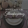 Thanksgiving at the Fox H