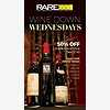 Wine Down Wednesdays at R