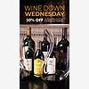 Wine Down Wednesdays at I