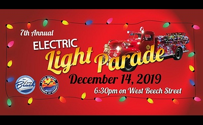 7th Annual Long Beach Electric Light Parade
