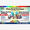 Puppet Making Workshop -