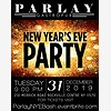 Parlay New Year's Eve Bas
