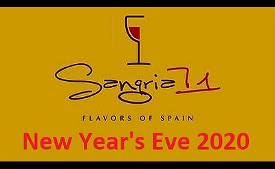 Celebrate New Year's Eve at Sangria 71