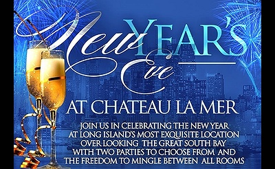 New Year's Eve 2020 at Chateau La Mer