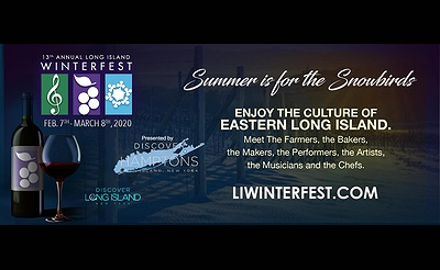 Long Island Winterfest on the East End