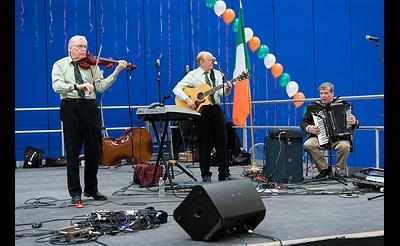 22nd Annual Hofstra Irish Festival