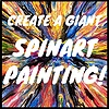 Create a Giant SpinArt Pa