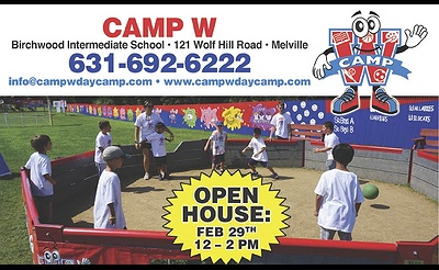 Camp W Open House