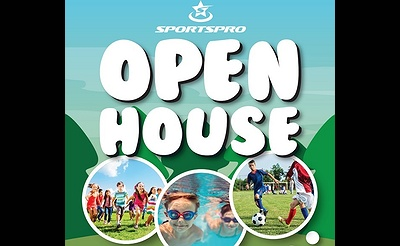 SportsPro Camps Open House