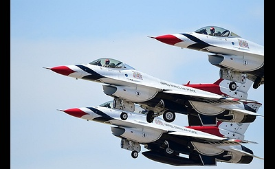 2021 Jones Beach Air Show Featuring U.S. Air Force Thunderbirds