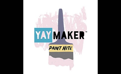 Virtual Paint Nite & Plant Nite by Yaymaker
