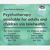 New - Psychotherapy via T