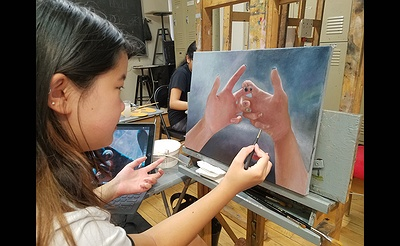 Register for Summer Youth Art Programs!