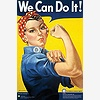 Rosie The Riveters – WWII