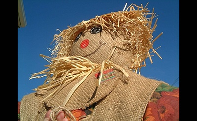 Stony Brook's 30th Annual Scarecrow Competition