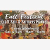 Fall Festival Weekends a