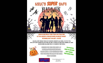 Safe Halloween with NSYC